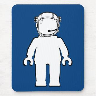 Banksy Art-Astronaut Minifig Mauspad