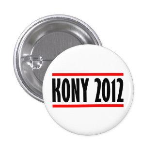 Bannière de Joseph Kony d'arrêt de Kony 2012 Badge Rond 2,50 Cm