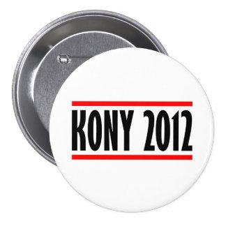 Bannière de Joseph Kony d'arrêt de Kony 2012 Badges Avec Agrafe