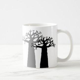 Baobab-Baum Kaffeetasse