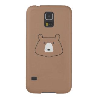 Bär brauner Kasten Samsung-Galaxie s5 Samsung Galaxy S5 Hüllen