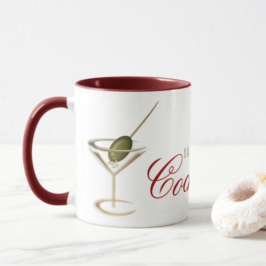 Bar-lustige Kaffee-Tassen Tasse