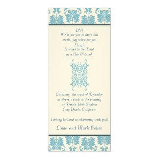 Bar Mitzvah Einladung