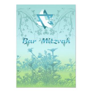 Bar Mitzvah Einladung für Zeremonie