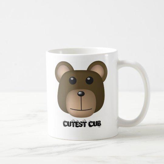 Bär, niedlichstes CUB Tasse
