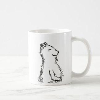 Bär, tun Sie mögen zeichnen? , Sophie Kaffeetasse