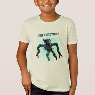 Barack kämpft einen Roboter T-Shirt