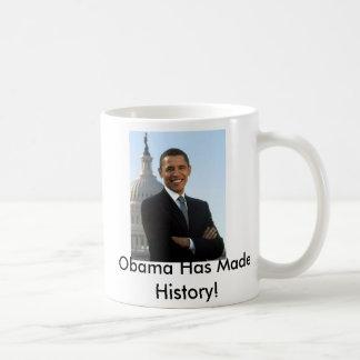 barack obam Präsident der Vereinigten Staaten Kaffeetasse