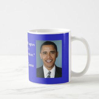 Barack Obama 2 Kaffeetasse