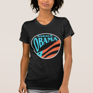 Barack Obama Dunkelheits-T-Shirts T-Shirt