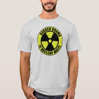 Barack Obama ist nuklearer Abfall T-Shirt