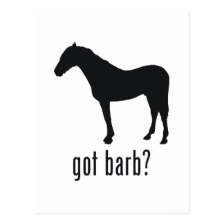 Barb Postkarten