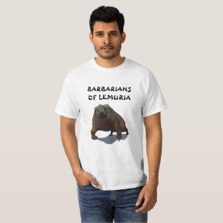 Barbaren von Lemuria Deodarg T-Shirt