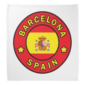 Barcelona Spanien Halstuch