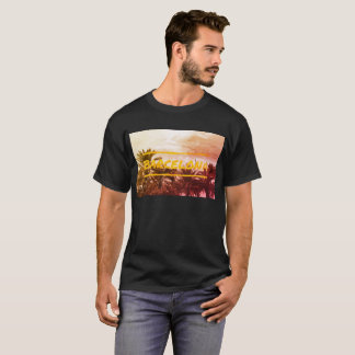 Barcelona-Strand T-Shirt