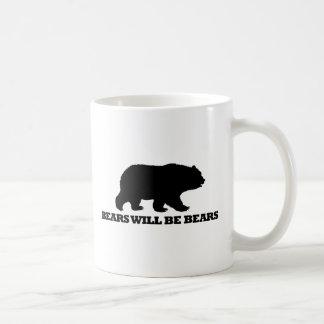 Bären sind Bären Kaffeetasse