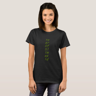 BARF VERTIKALES TITEL-SHIRT T-Shirt