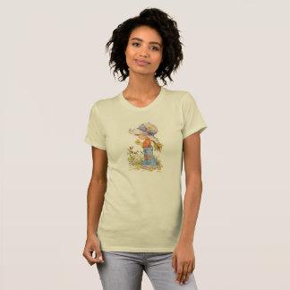 """Barfüßigschönheits-"" amerikanisches KleiderT - T-Shirt"