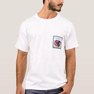 Bargello Schüssel-Shirt T-Shirt