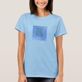 Barista Wings den T - Shirt der Frauen