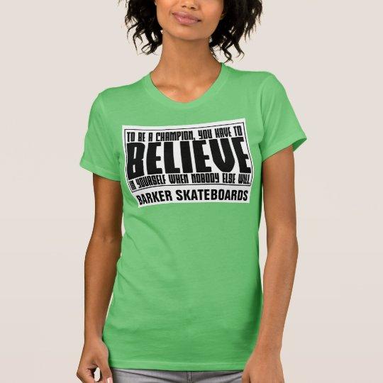 BARKER SKATEBOARDS (MEISTER) T - Shirt