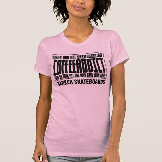 BARKER SKATEBOARDS (TUN Sie MUTIGE SACHEN), T - T-Shirt