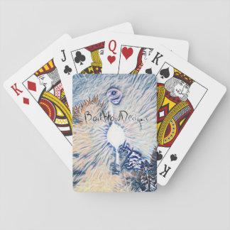 BarkHardDesigns kundenspezifische Karten Spielkarten