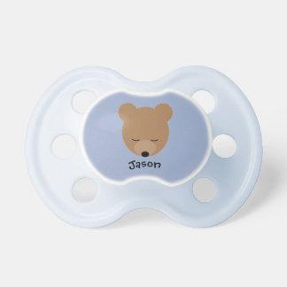 Bärn-Baby-Schnuller mit Namen Schnuller