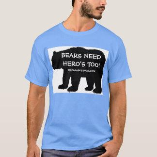 BÄRN-BEDARFS-HELDES AUCH! T-Shirt