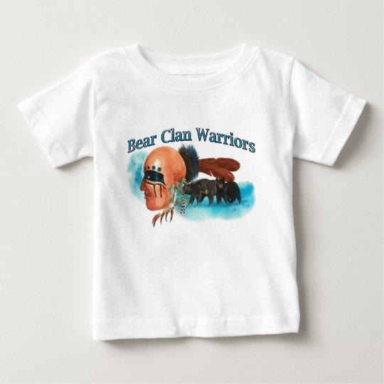 Bärn-Clan-Krieger Baby T-shirt