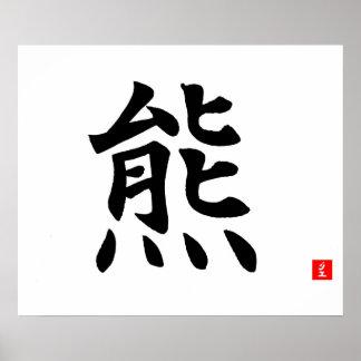 Bärn-Kanji Poster