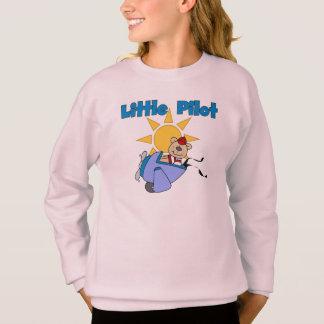 Bärn-kleiner Pilot Sweatshirt