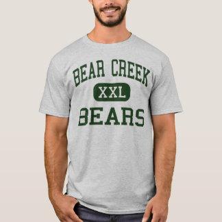 Bärn-Nebenfluss - Bären - hoch - Lakewood Colorado T-Shirt