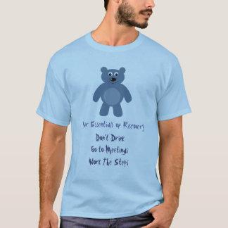 Bärn-Wesensmerkmale des Erholungs-T - Shirt