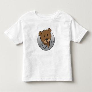 Bärndetektiv Val feiner Jersey T - Shirt
