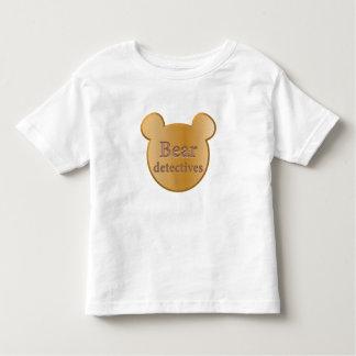 Bärndetektivlogo Geldstrafe-Jersey-T - Shirt