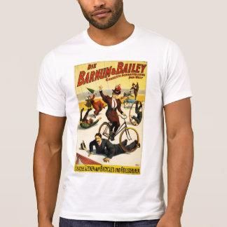Barnum u. Bailey-Zirkus - circa 1900 - auf Deutsch T-Shirt