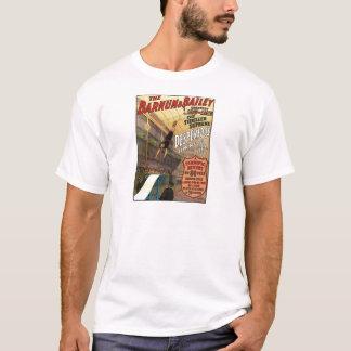 Barnum und der Sprung Bailey-Desperados für das T-Shirt
