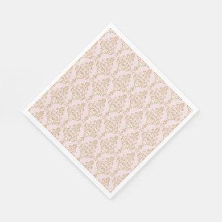 Barocke Prinzessin Napkins Papierservietten