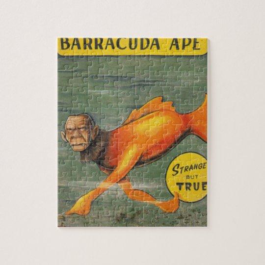 Barracuda-Affe