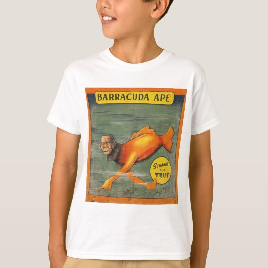 Barracuda-Affe T-Shirt