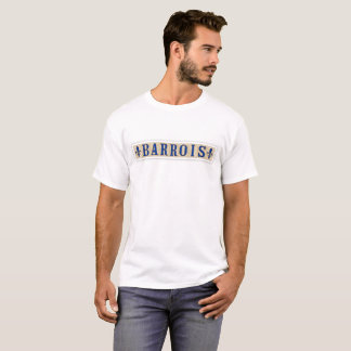 BARROIS Familienname-T - Shirt