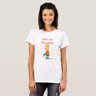 Bart, essen meine Kugeln! T-Shirt