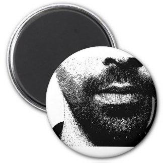 Bärte Runder Magnet 5,7 Cm
