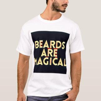 Bärte sind magisches T-Shirt