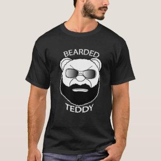 Bärtiger Teddybär T-Shirt