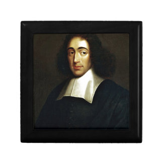 Baruch Spinoza Erinnerungskiste