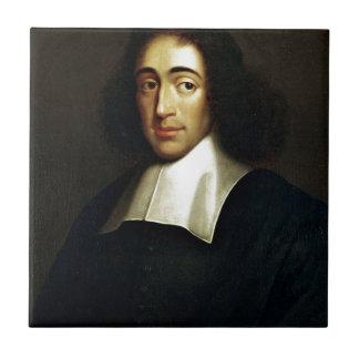 Baruch Spinoza Fliese