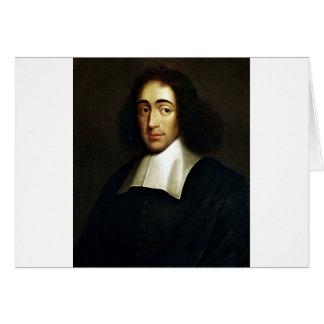 Baruch Spinoza Karte