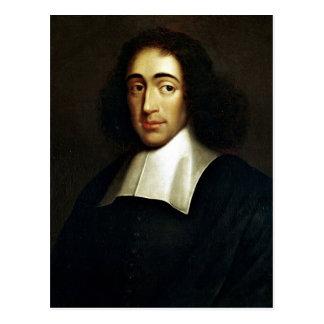 Baruch Spinoza Postkarte